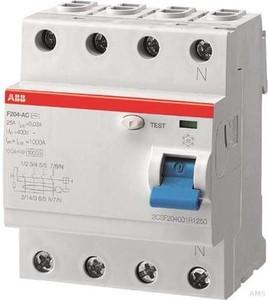 ABB FI-Schutzschalter pro M Compact F 204A-40/0,03