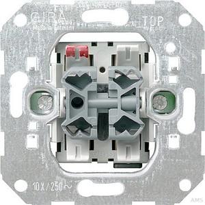 Gira Jalousieschalter-Einsatz 10A 250VAC 015900