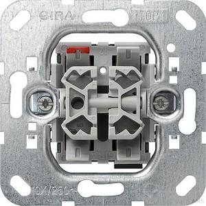 Gira Jalousietaster-Einsatz 10A 250VAC 015800
