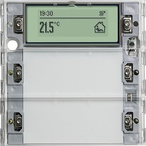 Gira Tastsensor 3 Plus 2-fach 514200