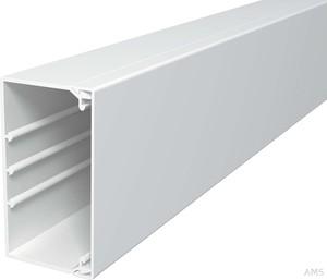 OBO Bettermann Wand+Deckenkanal m.Obert. 60x110mm,PVC WDK60110LGR (2 Meter)