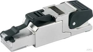 Telegärtner Stecker Cat.6A AWG22-27 MFP8 T568B feldkonf. J00026A2001