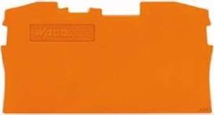 WAGO Abschluss-u.Zwischenplatte 1mm dick 2006-1292