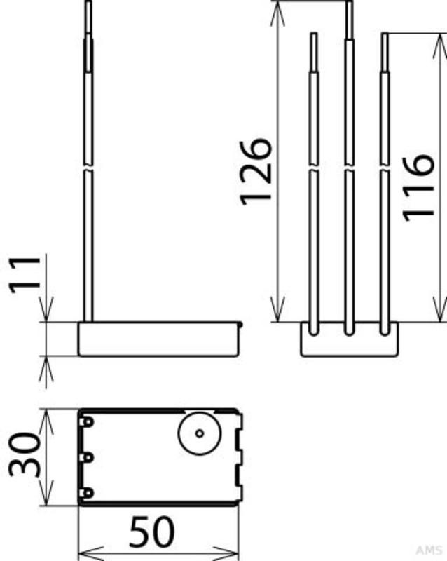 Dehn+Söhne ÜS-Ableiter DEHNflex 230V,IP20,Typ3 DFL M 255