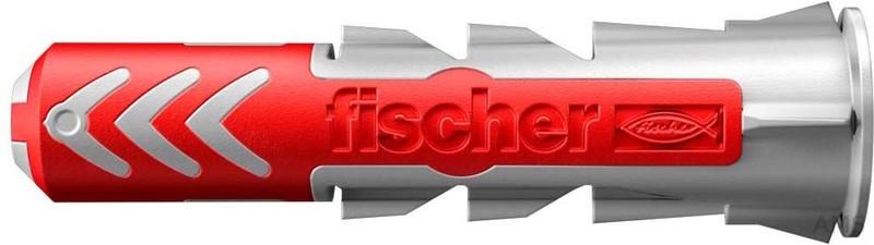 Sehr Gut Fischer SX Dübel DUOPOWER 6x30 555006 GU24