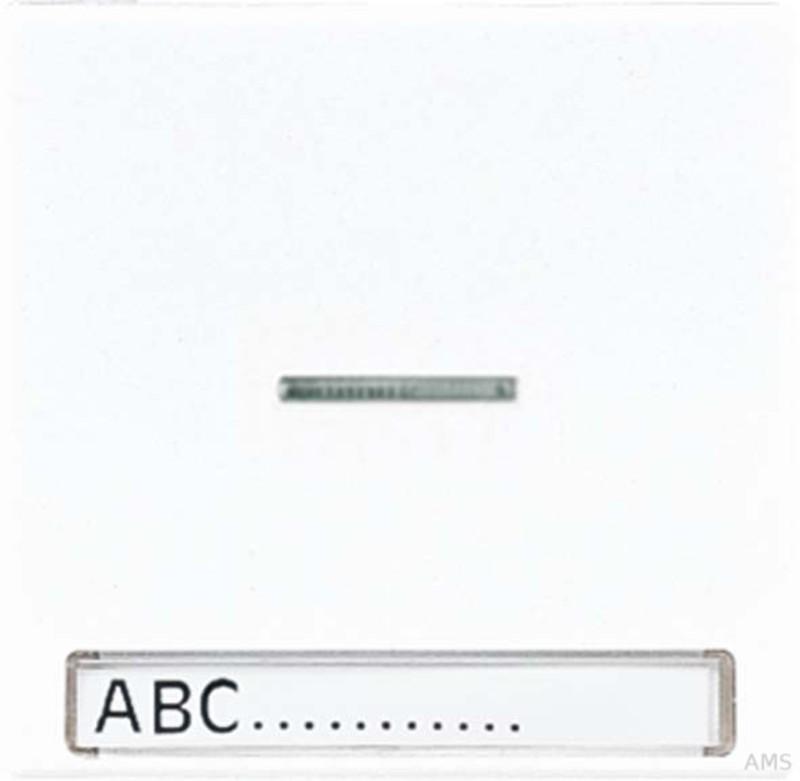 Jung Wippe Licht./Schriftf.aws für Schalter/Taster LS 990 NAKO5 WW