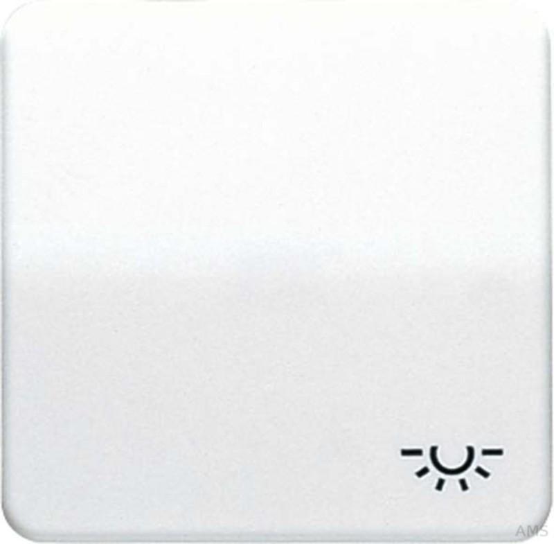 Jung Wippe Symbol LICHT ws für Taster CD 590 L