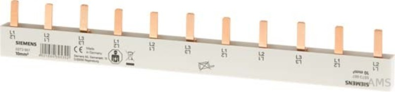 Siemens Stiftsammelschiene 4x3-phasig 5ST3645