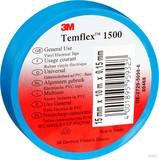 3M Elektroisolierband 15mm x10m bl TemFlex 1500 15x10bl