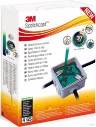 3M Gießharz Epoxid Epoxidharz, 90 ml 4GS-A (10 Stück)
