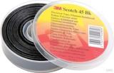 3M Glasf-Polyest-Isolierband 19mmx20m,sw, glasf. Scotch 45 19x20 bk