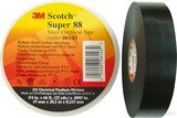 3M PVC Elektro-Isolierband 19mm x20m sw ScotchSuper88 19x20