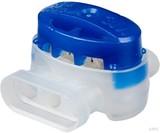 3M Scotchlok Verbinder 600V max.0,5-1,5mm² 314, blau (VE50)