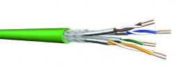 PROTEC.net Datenkabel 7900-1 4P23 Cat7 1000MHZ 4x2xAWG23 Meterware