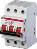 ABB Einbauschalter 3S,400V,63A, 4,9W E 203/63R