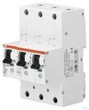 ABB Haupleitungsschutzschalter 35A E 25kA 3x1P S751/3DR-E35