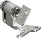 ABN Braun Profilhalbzylinder 40mm m.2 Schlüssel 50994