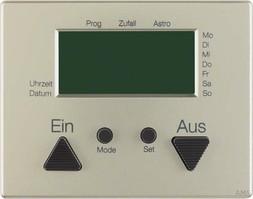 Berker Aufsatzmodul eds/lack mit Display 17369004