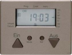 Berker Aufsatzmodul hbrz/lack. mit Display 17369011