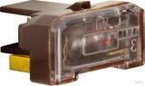 Berker Glühaggregat mit N-Klemme Modul-Einsätzebraun 1676