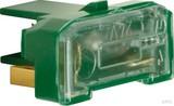 Berker Glühaggregat mit N-Klemme Modul-Einsätzegrün 167601