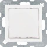 Berker LED-Signallicht weiß polarweiß glänzend 29538989