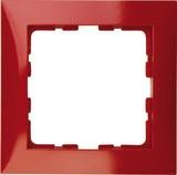 Berker Rahmen 1f. rt/gl 10118962
