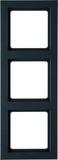Berker Rahmen anth/samt 3fach 10136096