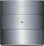 Berker Tastsensor 3fach Standard Edelstahl Rostfrei 75163093