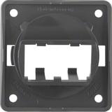 Berker Tragplatte anth f.2 MINI-COM Module 945592505