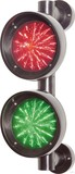 Berner LED-Ampel TL40RD/GR