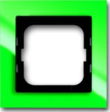 Busch-Jaeger Abdeckrahmen 1fach grün 1721-286
