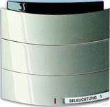 Busch-Jaeger Bedienelement 1/2fach MF/IR 6320/10-79