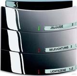 Busch-Jaeger Bedienelement 3/6fach MF/IR 6320/30-20