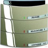 Busch-Jaeger Bedienelement 3/6fach MF/IR 6320/30-260