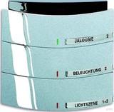 Busch-Jaeger Bedienelement 3/6fach MF/IR 6320/30-83