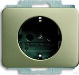 Busch-Jaeger Wippe pall 1786-260 IP20 Taster palladium Schalter Exclusive Metall
