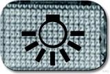 Busch-Jaeger Tastersymbol Licht 2145 LI
