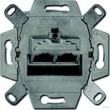 Busch-Jaeger UAE-Doseneinsatz Cat. 6, 2fach 0218/12-101