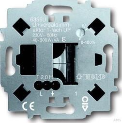 Busch-Jaeger Universaldimmaktor UP 1-fach 6355 U