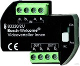 Busch-Jaeger Videoverteiler Innen UP 83320/2 U