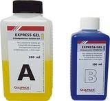 Cellpack 2-Komp.-Gel a.Silikonbasis EXPRESSGEL/400ml