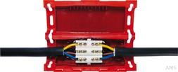 Cellpack Gel-Muffe mit Verbinder EASY 4 V