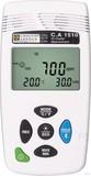 Chauvin Arnoux Luftqualitätsmessg CO2 Messgerät C.A 1510