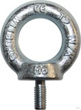 Dresselhaus Ringschraube C 15 galv.verz. 1567/001/99 12