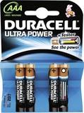 Duracell Alkaline-Batterie 1,5V (MN2400/LR03) UltraPower-AAA (K.4)