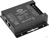 EVN Lichttechnik Funk-Empfänger-Controller 12-24V/DC-4x6A IP20 FCRGBW4X6A
