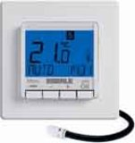 Eberle Controls UP-Uhrenthermostat FIT 3 L / weiß