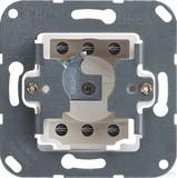 Elso UP-Schlüssel-Schalter 2-polig 121900