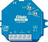 Eltako Universal-Dimmschalter ohne N f.R+L+C-Last. EUD61NP-230V